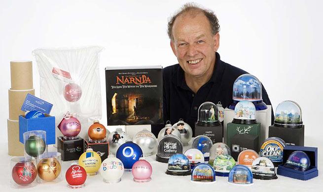 Tim Cadel of Festive Promotions Ltd