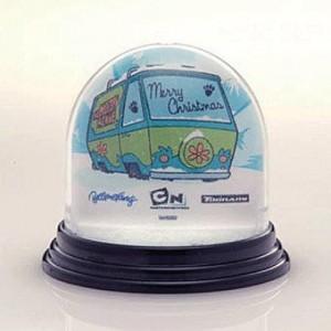the classic round snowglobe
